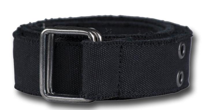 Hosengürtel schwarz 40mm