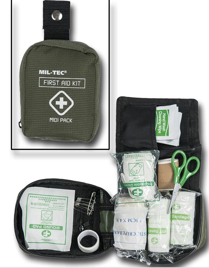 Mil-Tec Snake Bite Kit Schlangenbiss-Set Erste Hilfe Camping Notfallset